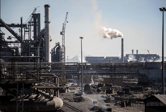 آشنایی با کارخانه ذوب آهن اصفهان