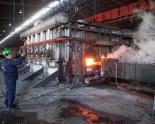 آشنایی با کارخانه جهان فولاد غرب