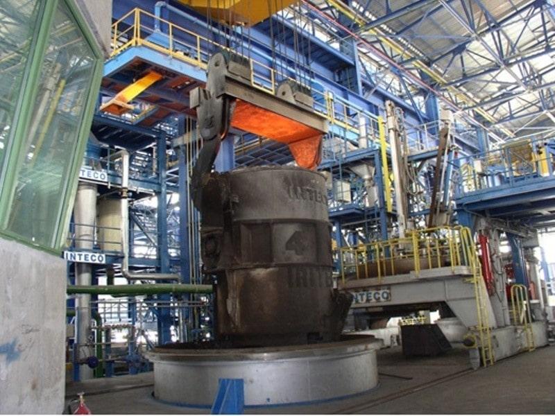 محصولات کارخانه پرشین فولاد آریا