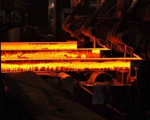 محصولات کارخانه ذوب آهن و نورد البرز