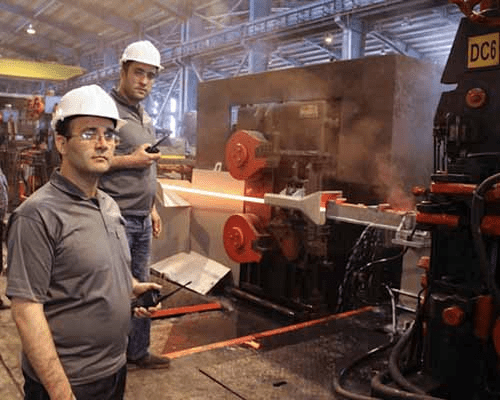 شرکت فولاد کاوه تیکمه داش