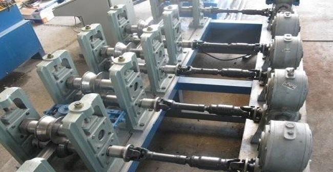 کارخانههای تولیدکننده ناودانی