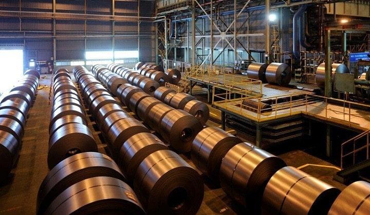 کارخانههای تولیدکننده ورق استیل