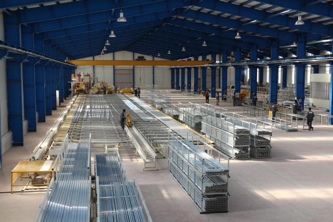کارخانههای تولیدکننده پروفیل آلومینیوم