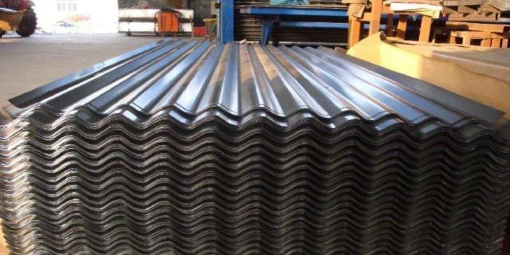 کارخانههای تولیدکننده ورق گالوانیزه