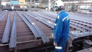 کارخانه فولادی منتخب