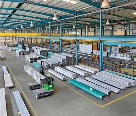 ویژگی کارخانه تولیدکننده پروفیل های آلومینیوم
