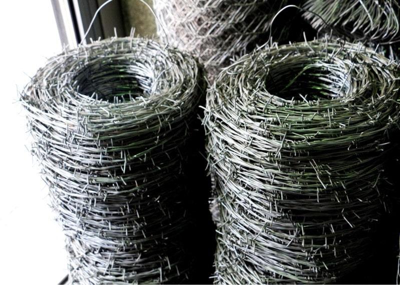 کارخانههای تولیدکننده سیم خاردار