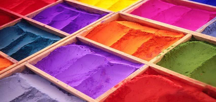 نحوه رنگ آمیزی توسط رنگ پودری الکترواستاتیک