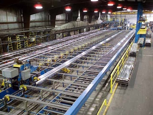 کارخانههای تولیدکننده پروفیل